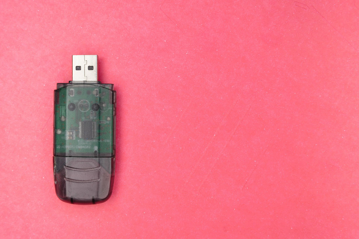 histoire cle usb